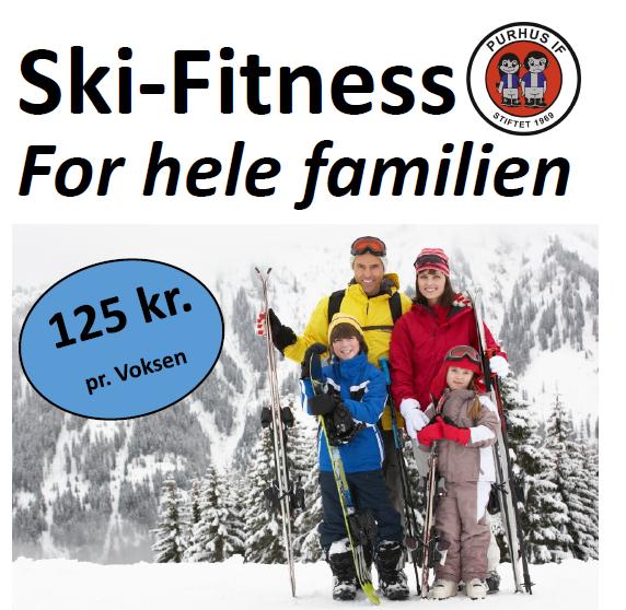 Ski-Fitness er tilbage!