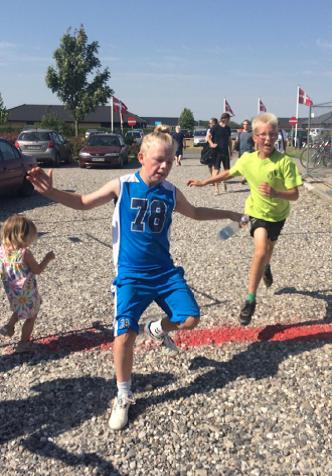 Vil du være med til at starte en løbeklub i Asferg?