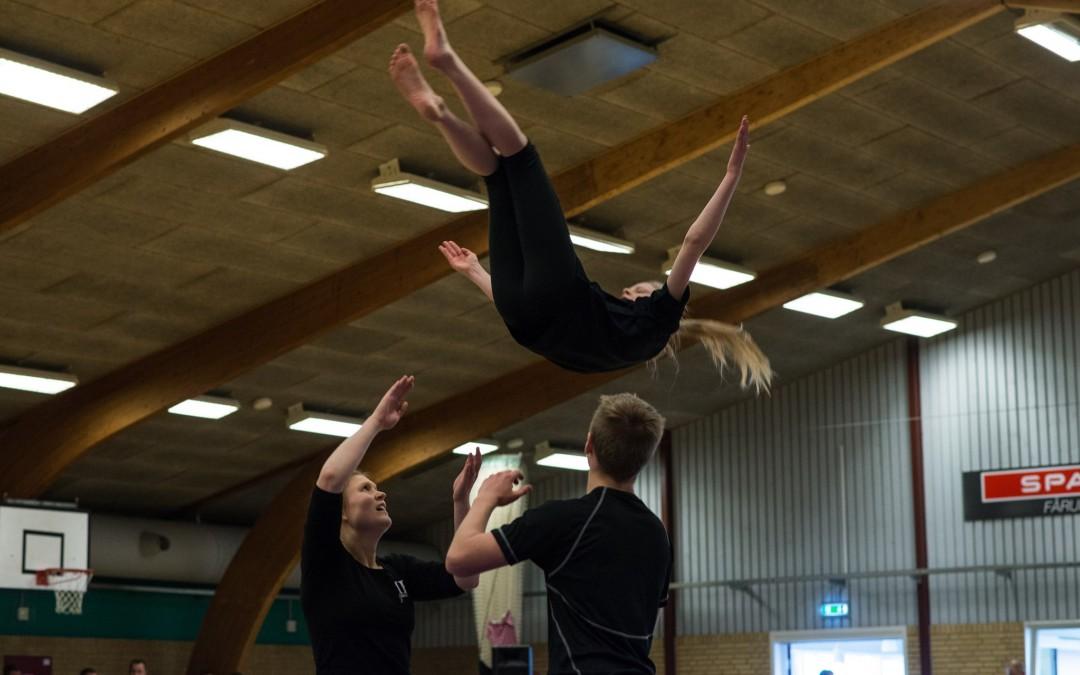 Purhus IF planlægger Gymnastikskole
