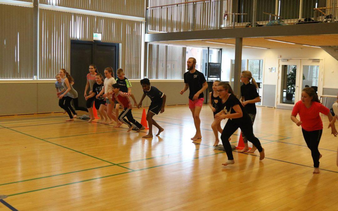 Gymnastik: Powermix har først træning i uge 38