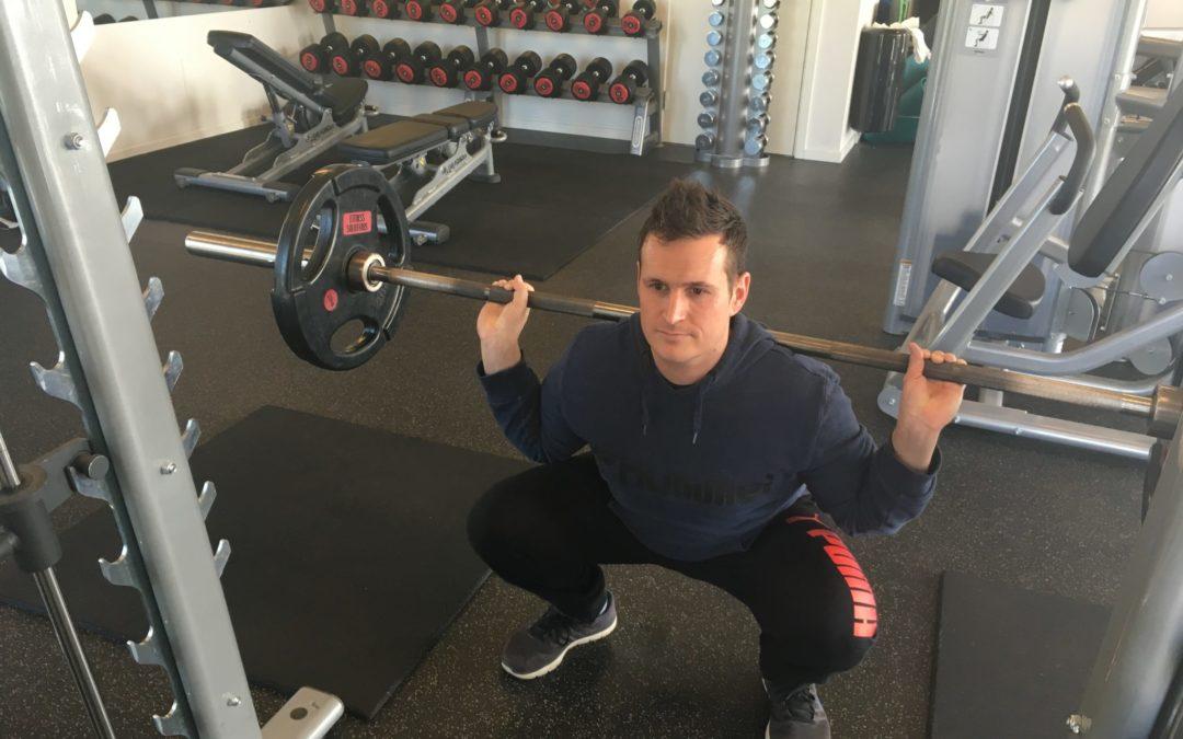 Personlig Træningsforløb til Intropris