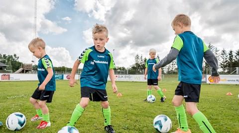 Er du PFU05s nye fodboldtræner til U11 Drengene?
