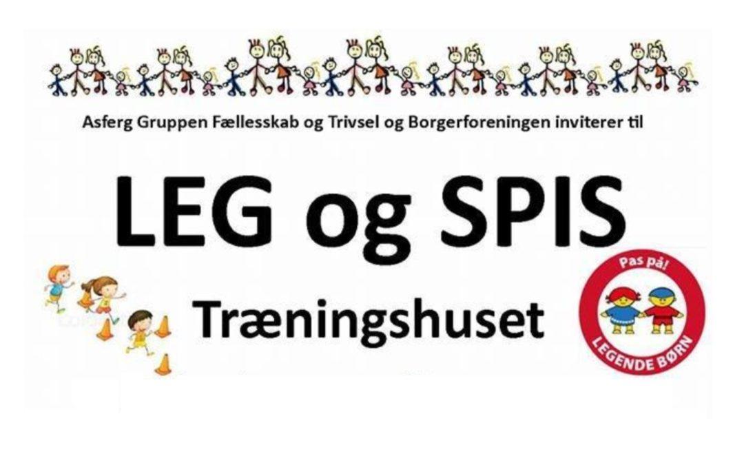LEG & SPIS fredag d. 17. november