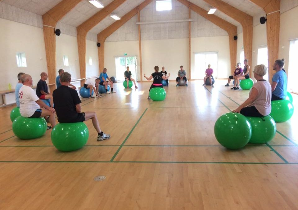 Nyt Fitnesshold: Rolig Styrketræning (Gassum)