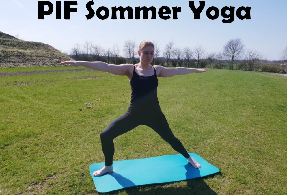 NYHED: Sommer Yoga