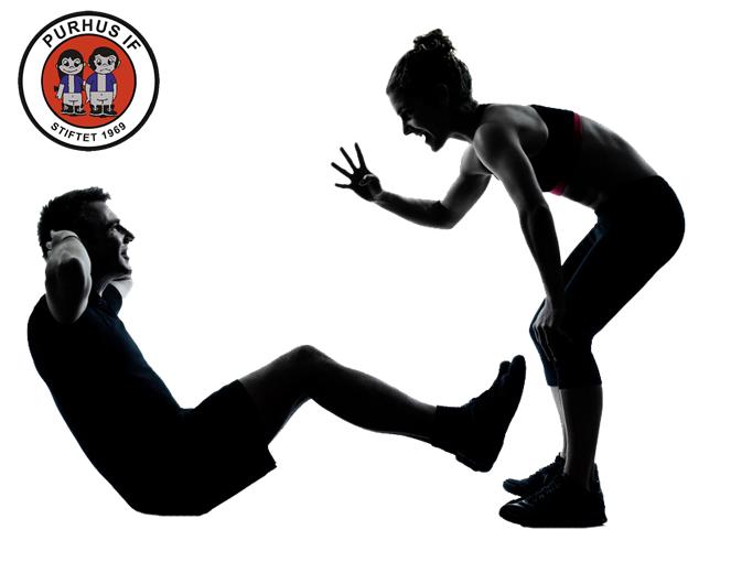 Vil du være frivillig fitness instruktør?