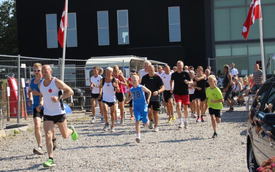 Vej-Stafet og Børneløb til Asferg Byfest!