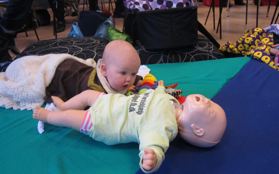 God opbakning til Asferg BabyKlubs arrangementer