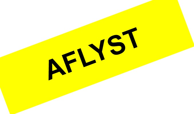 Alle aktiviteter i PIF AFLYST