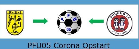 PFU05 Corona Opstart