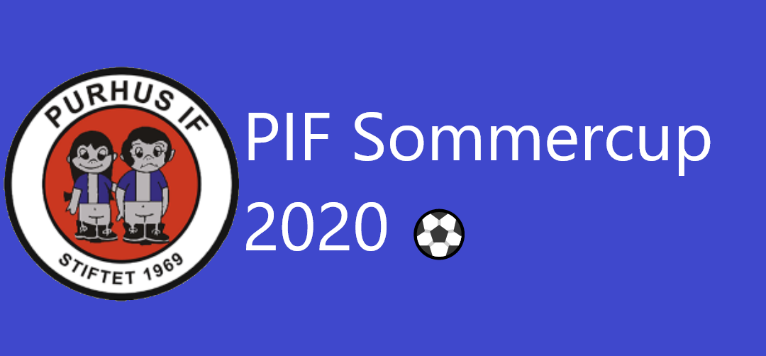 PIF SOMMERCUP 2020