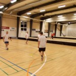 Floorball – Julestævne i Hobro