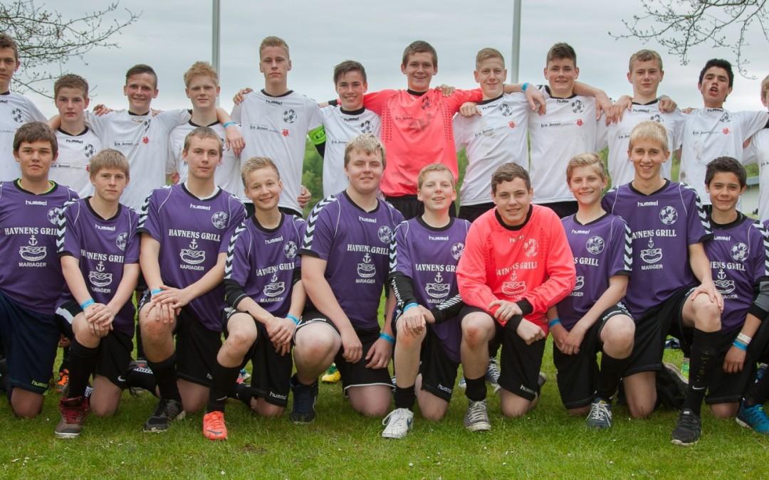 Fodboldtur til Gistrup 2012