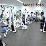 Fitness model foto